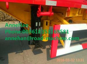 30000kg Shmc 3 Axles Double Function Container Semi Trailer pictures & photos