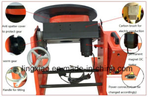 Ce Certified Welding Positioner Hb-200 for Circular Welding pictures & photos