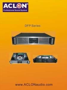 Professional Amplifier DFP Series pictures & photos