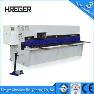 Shearing Machine/Hydraulic Shearing Machine/Plate Shearing Machine/ Steel Plate Cutting Machine pictures & photos