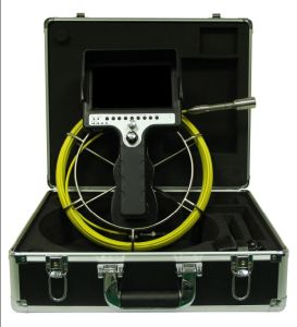 7inch Handheld Monitor Sewer Pipeline Inspection Camera pictures & photos