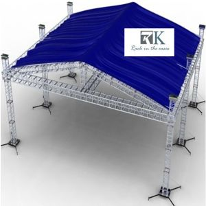 Aluminum Roof Truss System Lighting Truss for Outdoors Activities pictures & photos