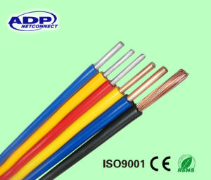 Hot Sell Electrical Wire PVC Insulated Building Wire Electric Wire pictures & photos