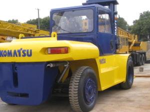 Used Forklift Komatsu 20 Ton, Fd200, Original From Japan