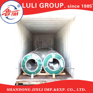 Q235 Cold Rolled Galvanized Color Coated Steel Coils Steel Roofing Sheet pictures & photos
