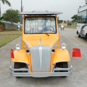 Cheap 8 Seats Electric Cars for Sale pictures & photos