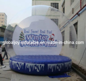 Christmas Snow Picture Singapore on Inflatable Snow Globe  Christmas Snow Globe  Giant Snow Globe   China