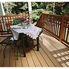 Eco Friendly Europe Standard Outdoor Wood Composite Deck with CE pictures & photos