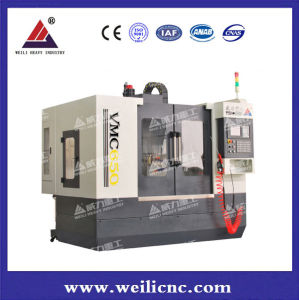 4 Axis Mini CNC Milling Machine Center pictures & photos