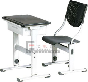 Adjustable Student Desk Chair, School Desk Chair, Student Desk Set Sf-14A pictures & photos