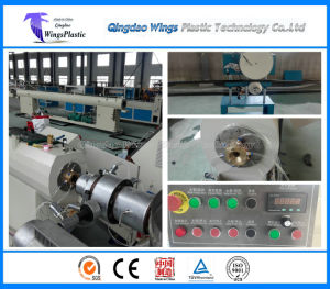China HDPE Pipe Production Equipment / Making Machine Factory pictures & photos