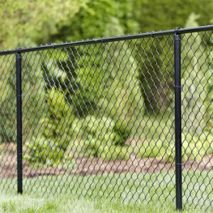 PVC Coated Chain Link Fence Mesh in Low Price pictures & photos