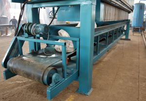 Sludge Dewatering Plate and Frame Filter Press Machine pictures & photos