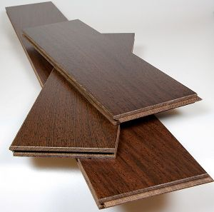 Foshan C&L Luxury Classic Wenge Solid Wood Flooring pictures & photos