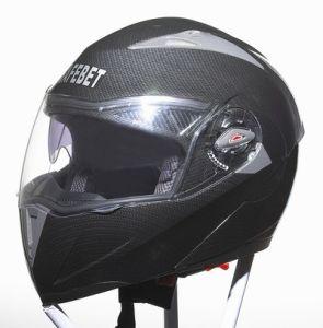 Carbon Fiber Modular Flip up Helmet (HF-118)