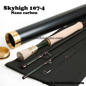 High Carbon Duplicated Action Im12 Carbon Fly Rod pictures & photos