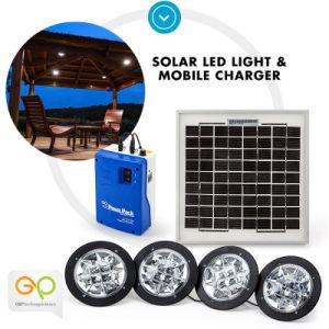 G&P 5W Solar Outdoor Light pictures & photos