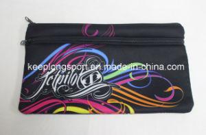Sublimation Pritning Neoprene Material Neoprene Pencil Case for Students