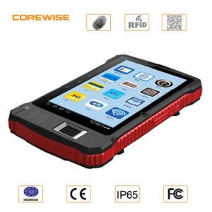 IP65 Handheld UHF RFID Reader PDA with Fingerprint Reader, Barcode Scanner pictures & photos