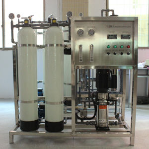 Hot Sale 250lph Practical Home Water Purifier Machine Water Treatment Machine pictures & photos