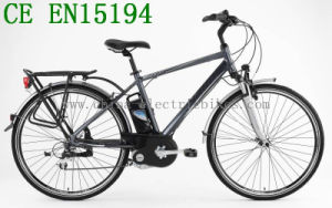 3 Speed Inner Electric Assist Bikes (SD-020) pictures & photos