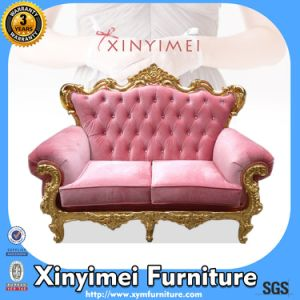 Export Comfortable Two Seat Sofa Chair Xym-H105 pictures & photos