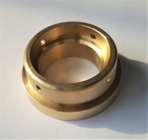 OEM/ODM CNC Brass Parts with Custom Logo pictures & photos