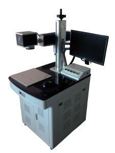 Desktop Fiber Laser Carving Metal Marking Machine (GL-FLM20)