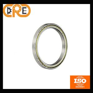 Bearing Steel (GCr15) for Machine Toolsthin Section Sealed Radial Contact Ball Bearings pictures & photos