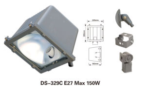 Us Market Stadium Application 400W Shoe Box Flood Light pictures & photos