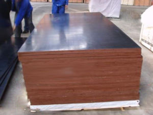 18mm Film Faced Plywood Brown or Black Film pictures & photos