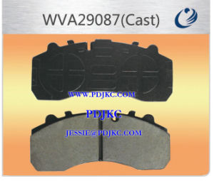 for Mercedes Benz Actros Brake Pad Wva29087/Wva29108 pictures & photos
