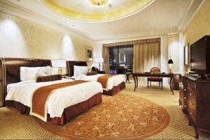 Luxury European Design Hotel Double Bedroom Furniture Set (GLNB-120202) pictures & photos