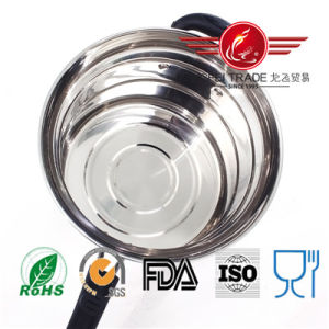 Multi-Fonction Stainless Steel Saucepan pictures & photos