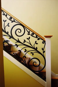 Wrought Iron Railing pictures & photos