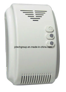 DC Power Wall-Mounted Wired Gas Alarm (JC-390TL)