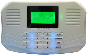 """One Key Press"" GSM SMS and Auto-Dial Two-Way Communication Robbery Alarm System"