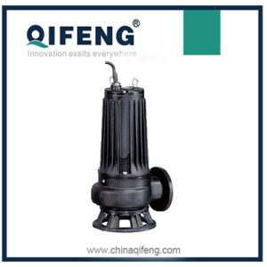 Submersible Sewage Cut Water Pump (AS50-10-4CB) pictures & photos