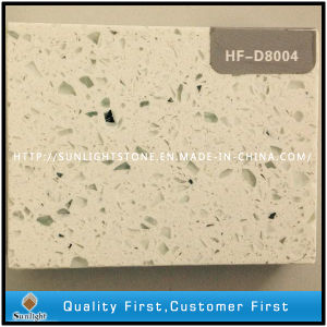Engineered Artificial White Quartzite Stone for Slabs and Tiles pictures & photos