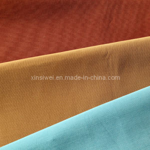 Peached Plain Polyester Cotton (SL3007) pictures & photos