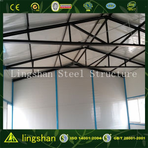 Africa Low Cost Steel Structure Labor Camp Prefab House pictures & photos