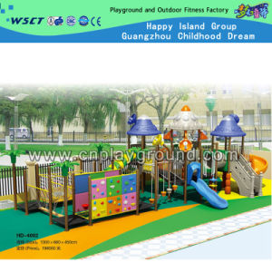 Popular Best Price China Outdoor Playground for Kids (HD-4002) pictures & photos