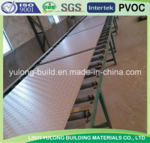 PVC Gypsum Ceiling Board for Ceiling pictures & photos