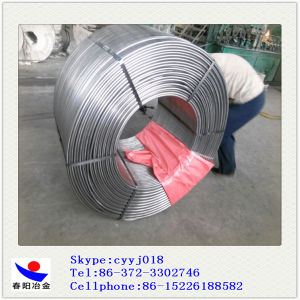 Calcium Silicon Cored Wire Dia13mm From China pictures & photos