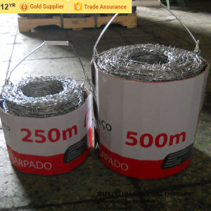 Hualude Best Galvanized Iron Barbed Wire Manufacturer pictures & photos