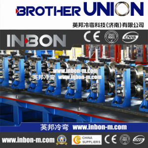 Cold Roll Forming Machine for Shuttle Type Shelf pictures & photos