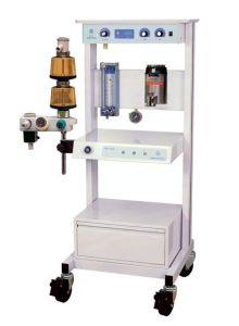 Simply Equipped Anesthesia Machine (MCA-101) pictures & photos