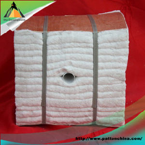 Ceramic Fiber Folded Module for Fireplace