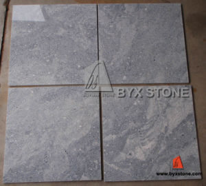 G023 Multicolor Grey Granite Polished Flooring Tiles pictures & photos