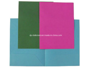 A4/ A5 / FC Presentation Folder in Color (L1006) pictures & photos